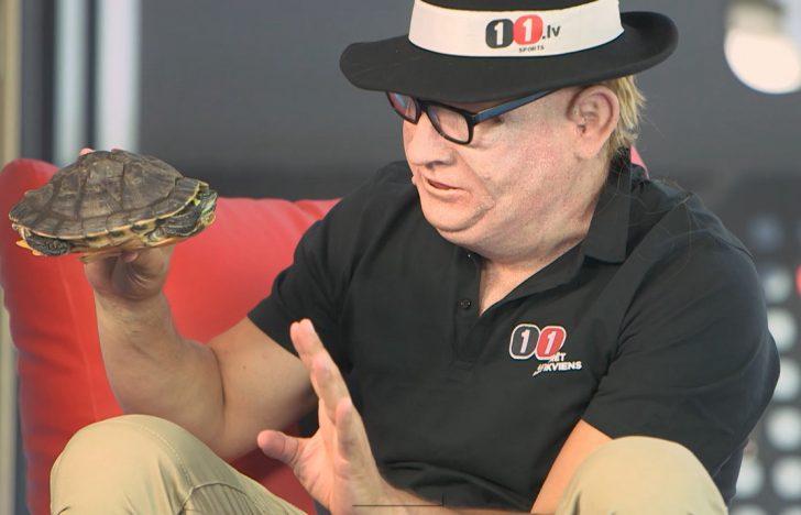 Bruņurupucis prognozē Urugvajas – Francijas spēles iznākumu