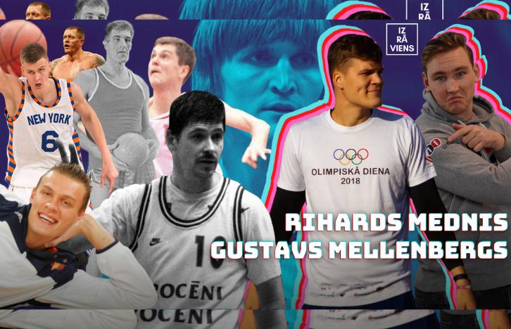 IZRĀVIENS #15 | Visu Laiku Labākā Latvijas Izlase, NBA Čempioni, 3×3 Olimpiādē un Sazvērestībaaa