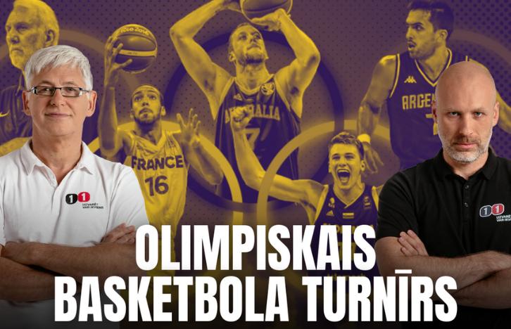 Ģenerālis pret Bukmeikeru | Olimpiskais Basketbola Turnīrs Tokijā