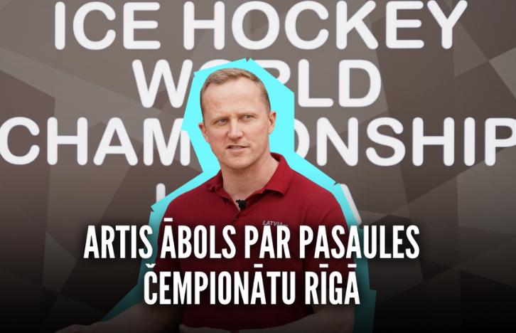 Artis Ābols Par IIHF Pasaules Čempionātu Hokejā 2021 un LV Izlasi | Ģenerālis ar Lotāru Zariņu