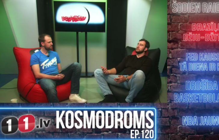 Kosmodroms #120