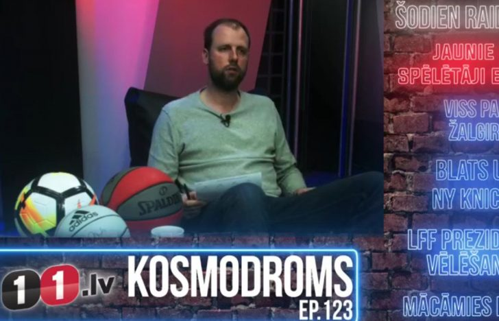 Kosmodroms #123