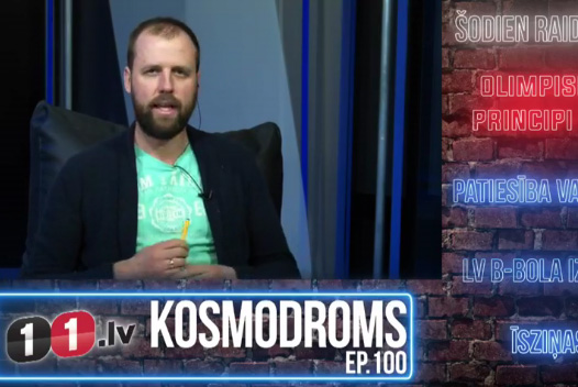 Kosmodroms #100