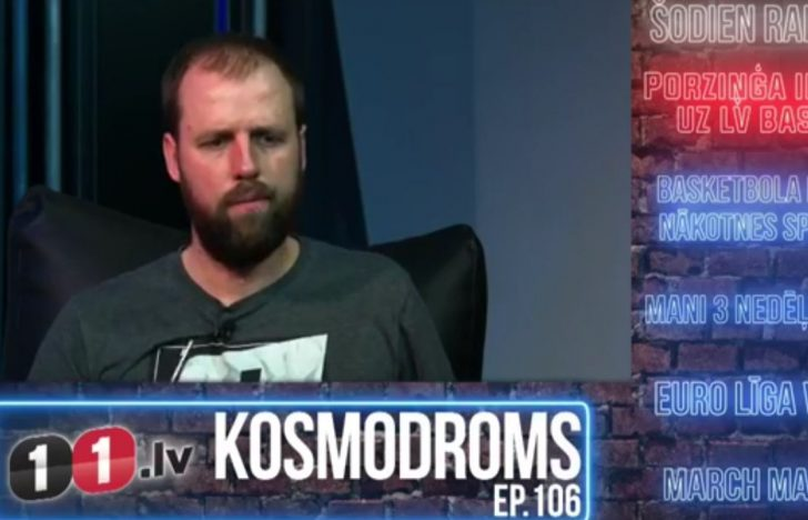 Kosmodroms #106