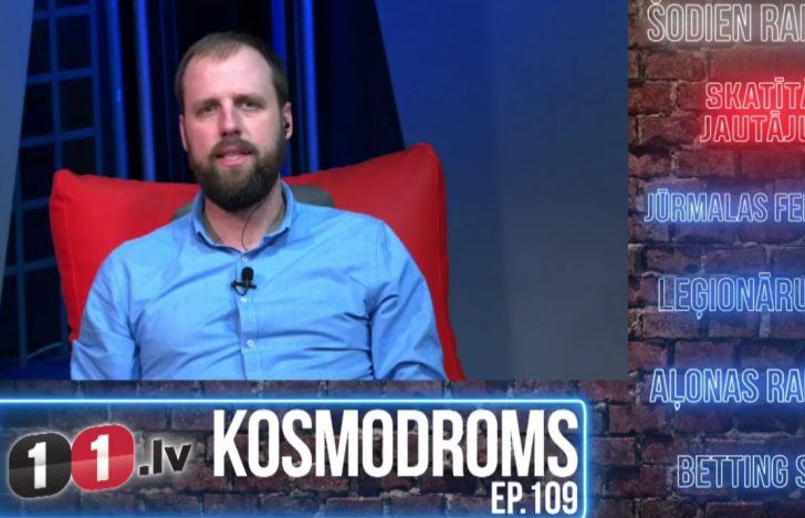 Kosmodroms #109