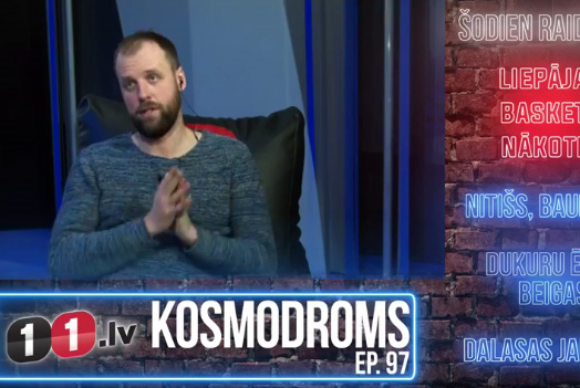Kosmodroms #97