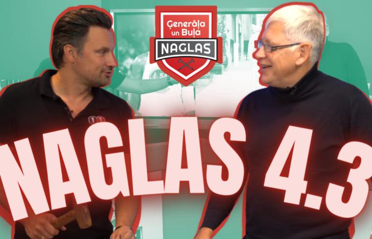 Ģenerāļa un Buļa Naglas | 4.Sezona 3.Epizode
