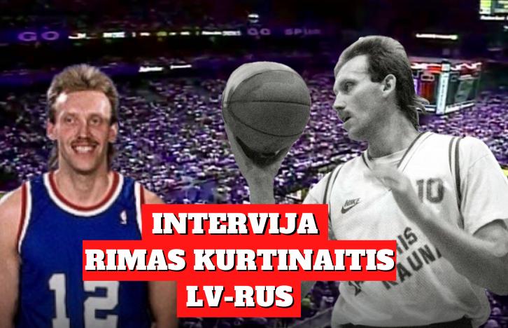 INTERVIJA: Ģenerālis ar Rimas Kurtinaitis RUS/LV 2.DAĻA