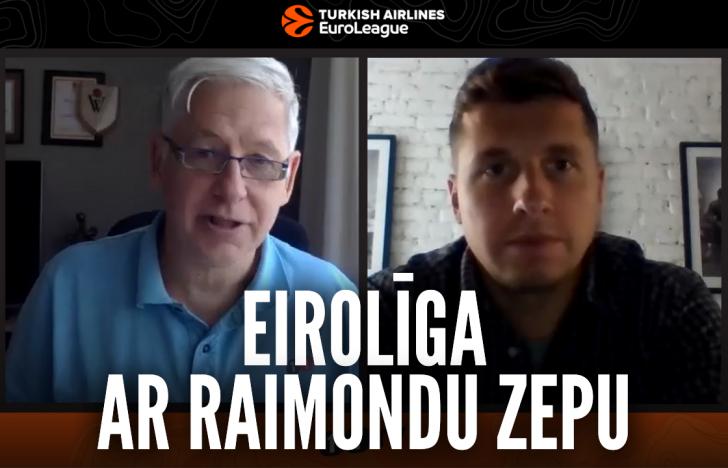 Ģenerālis ar Raimondu Zepu | Eirolīgas Jaunā Sezona, Latviešu Potenciāls un Savstarpējā Spēle