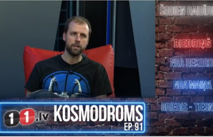 Kosmodroms #91